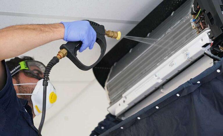 تنظيف مكيفات الهواء بالدمام 0503187411 صيانة و غسيل مكيفات سبليت بالدمام