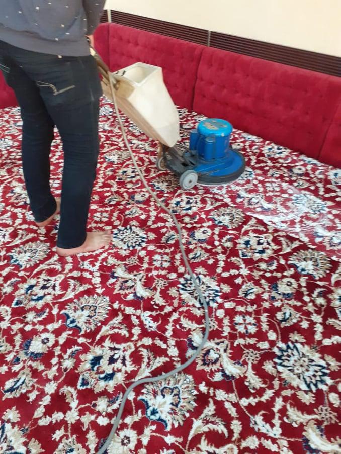 شركة تنظيف بابها 0503187411 تنظيف المنازل و الفلل و السجاد بابها
